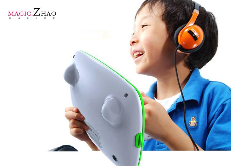 儿童智能手写板_工业设计