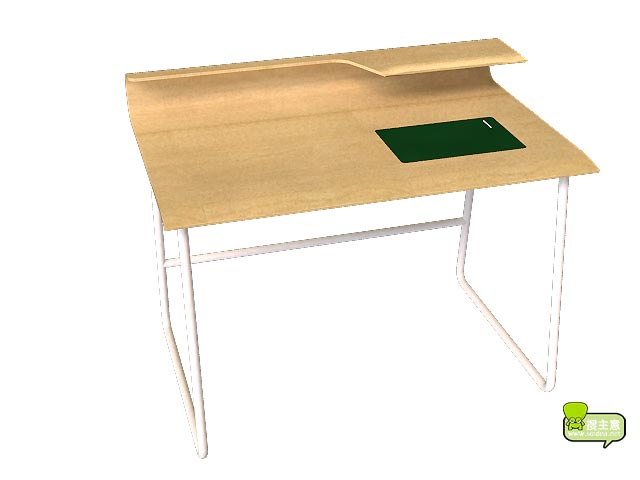 动漫背景素材课桌